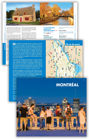 Marcher à Montréal et ses environs