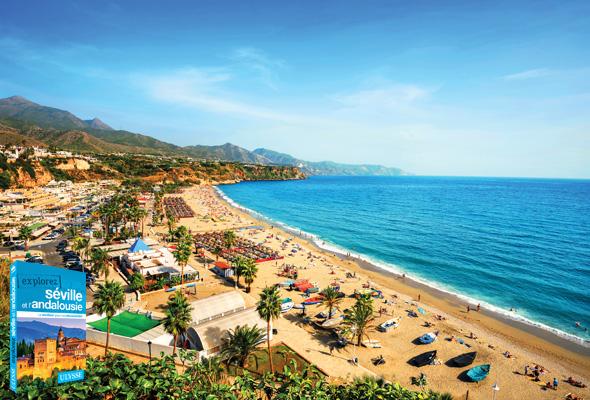 Costa del sol © iStockphoto.com/Bareta