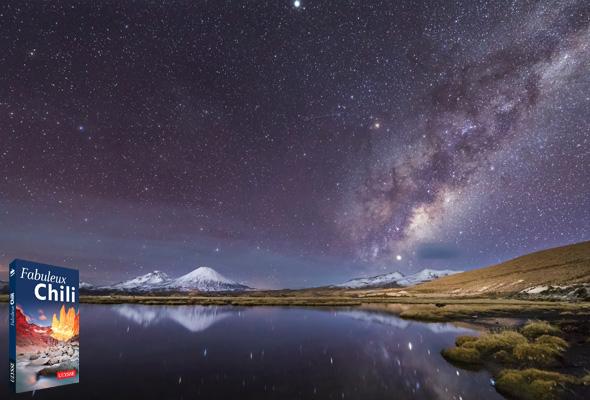 Les étoiles de l'Atacama © iStockphoto.com/abriendomundo