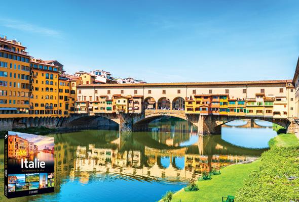Ponte Vecchio, Florence  ©iStockphoto.com/Olga_Gavrilova
