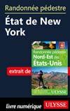 Randonnée pédestre État de New York