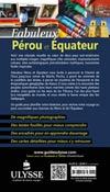 C4: Fabuleux Pérou et Équateur