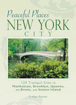 100 Peaceful Places: New York City