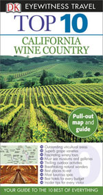 Eyewitness Top 10 California Wine Country