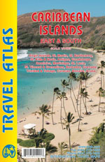 Caribbean East & South Atlas - Atlas Caraïbes Est et Sud