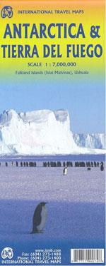 Antarctica & Tierra Del Fuego - Antarctique & Terre de Feu