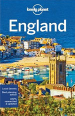 Lonely Planet England, 9th Ed.