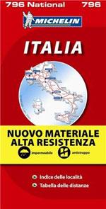 Carte #796 Italie Indéchirable