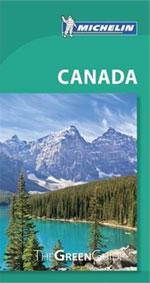 Michelin Green Guide Canada