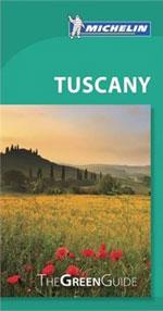 Michelin Green Guide Tuscany, 10e