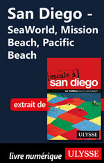 San Diego - SeaWorld, Mission Beach, Pacific Beach