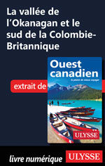 La vallée de l'Okanagan et le sud de la Colombie-Britannique