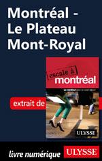 Montréal - Le Plateau Mont-Royal