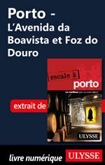 Porto - L'Avenida da Boavista et Foz do Douro