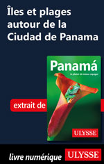 Îles et plages autour de la Ciudad de Panama