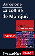 Barcelone - La colline de Montjuïc