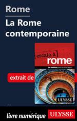Rome - La Rome contemporaine