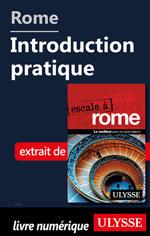 Rome - Introduction pratique