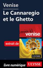Venise - Le Cannaregio et le Ghetto