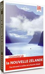 Lonely Planet l'Essentiel de la Nouvelle-Zélande