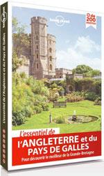 Lonely Planet Essentiel de l'Angleterre et du Pays de Galles
