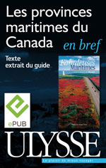 LES PROVINCES MARITIMES DU CANADA EN BREF