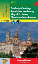 Chemin Français de St-Jacques - Camino Francés