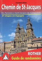 Chemin de St-Jacques, des Pyrénées à Compostelle (Espagne)