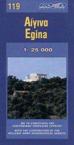 #119 Egine - Egina