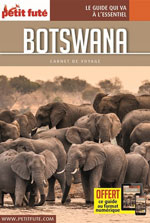 Petit Futé Carnet de Voyage Botswana