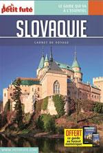 Petit Futé Carnet de Voyage Slovaquie