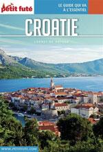 Petit Futé Carnets de Voyage Croatie 2017