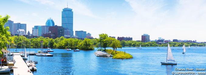 5 lieux d'où profiter de belles vues sur Boston