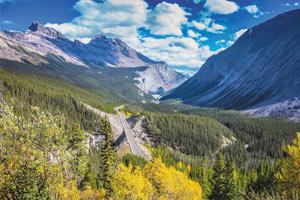 Le Canada à moto: 5 excursions spectaculaires