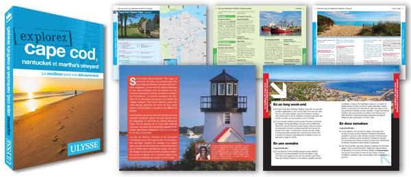 Explorez Cape Cod, Nantucket et Martha's Vineyard
