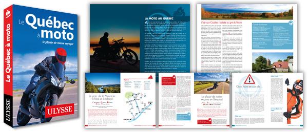 Le Quebec a moto