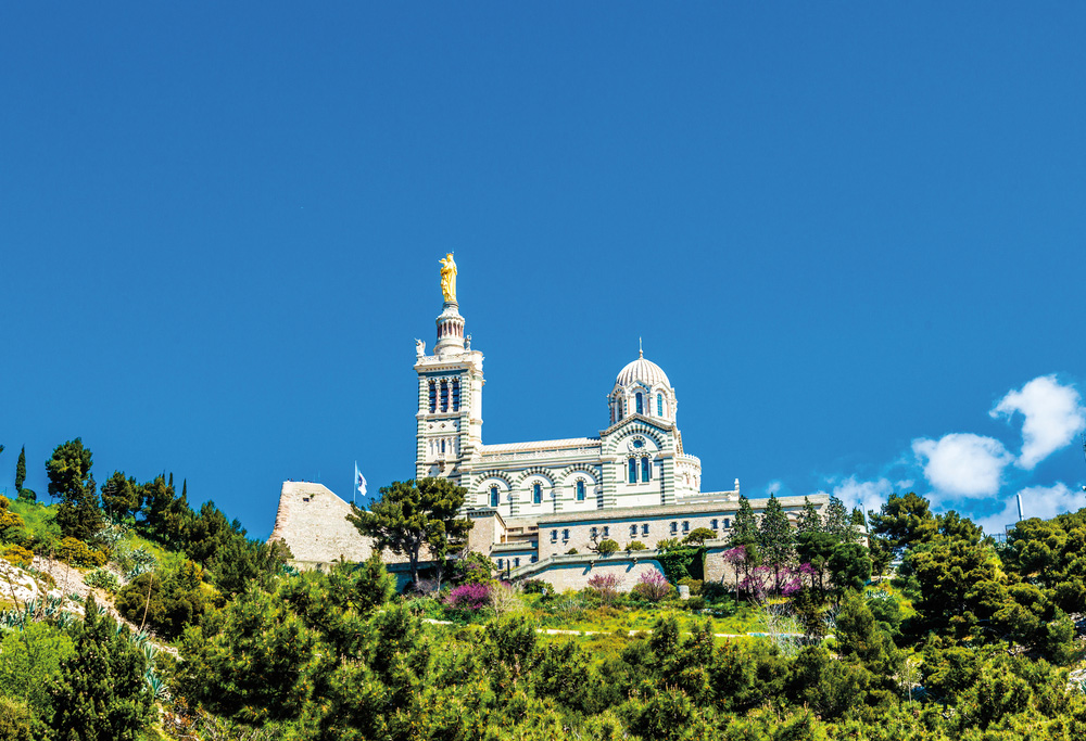 À la découverte de Marseille, la colorée