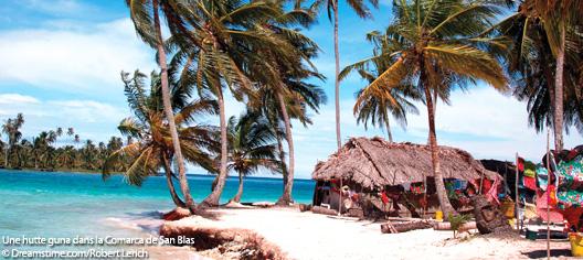 La Comarca de San Blas au Panamá et ses 360 îles coralliennes