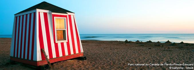 Une semaine à l'Île-du-Prince-Édouard!