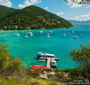 Croisières dans les Caraïbes!