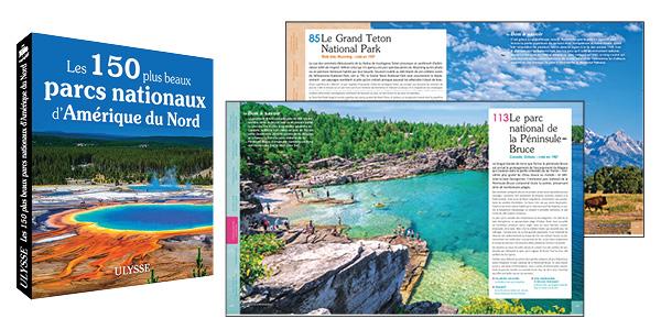 Les 150 plus beaux parcs nationaux Amérique du Nord