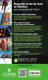 C4: Raquette et ski de fond au Québec