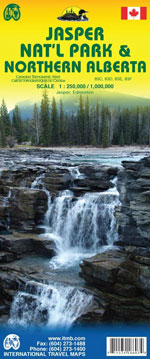 Jasper National Park and Northern Alberta