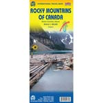 Rocky Mountains Canada and Us - Rocheuses Canadiennes et Am