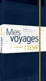 Mes voyages – Carnet (Saphir)