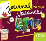 Journal de mes vacances 2
