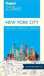 Fodor 25 Best New York City