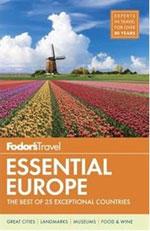 Fodor Essential Europe