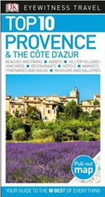 Eyewitness Top 10 Provence and the Cote d'Azur
