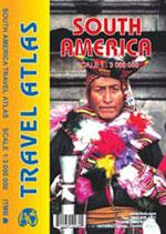 South America Atlas - Atlas Amérique du Sud